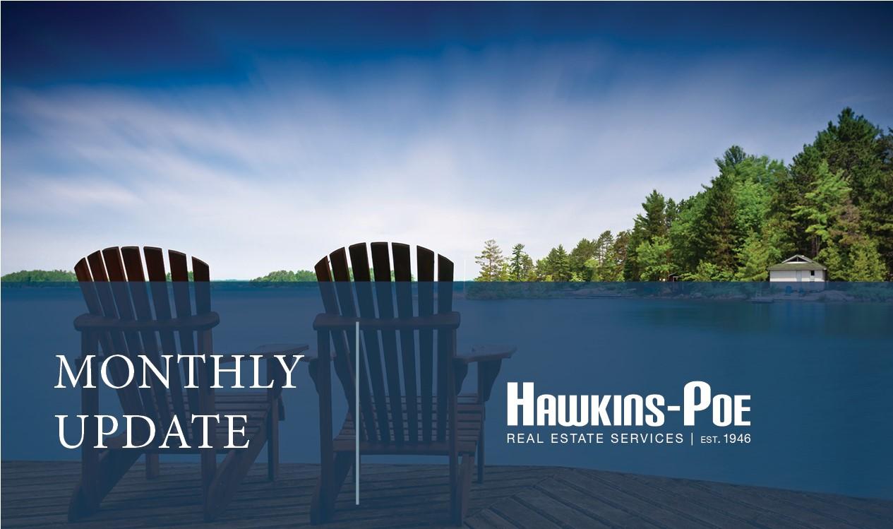Hawkins-Poe Monthly Market Report - April 2021
